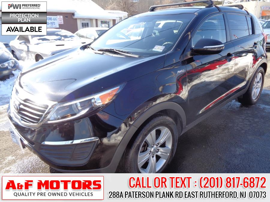 Used 2013 Kia Sportage in East Rutherford, New Jersey | A&F Motors LLC. East Rutherford, New Jersey