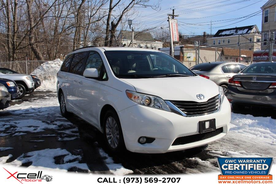 Used 2011 Toyota Sienna XLE in Paterson, New Jersey | Xcell Motors LLC. Paterson, New Jersey