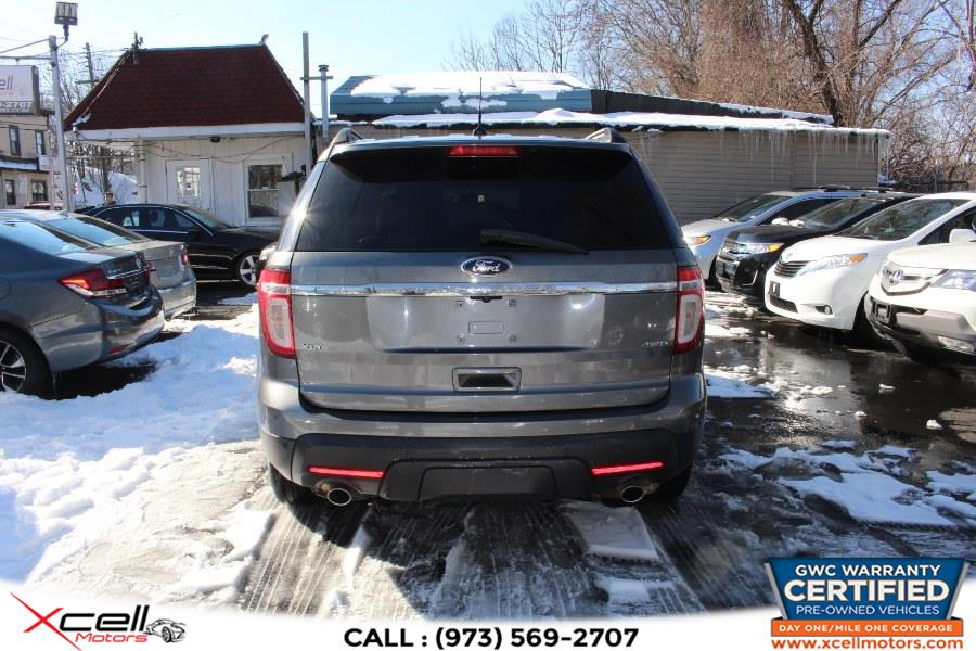 Used Ford Explorer 4WD XLT 4WD 4dr XLT 2013 | Xcell Motors LLC. Paterson, New Jersey