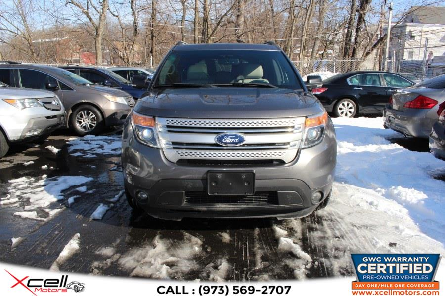 Used 2013 Ford Explorer 4WD XLT in Paterson, New Jersey | Xcell Motors LLC. Paterson, New Jersey