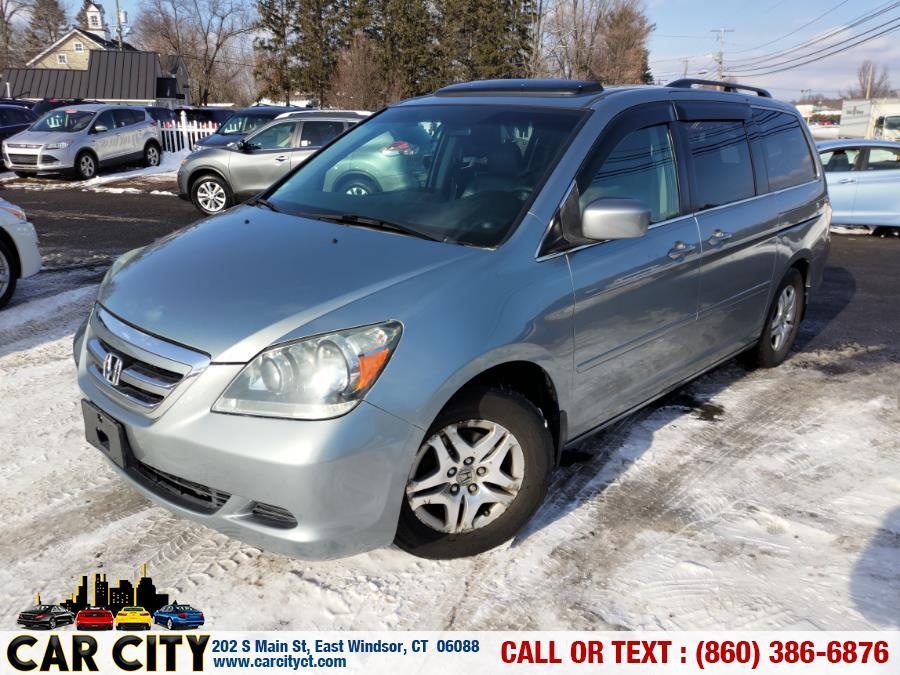 Used Honda Odyssey 5dr EX-L 2007 | Car City LLC. East Windsor, Connecticut
