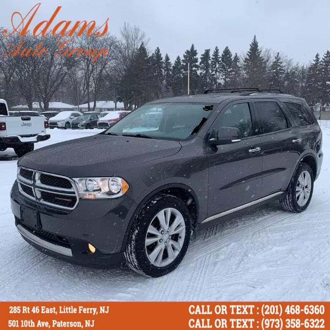 Used 2013 Dodge Durango in Little Ferry , New Jersey | Adams Auto Group . Little Ferry , New Jersey