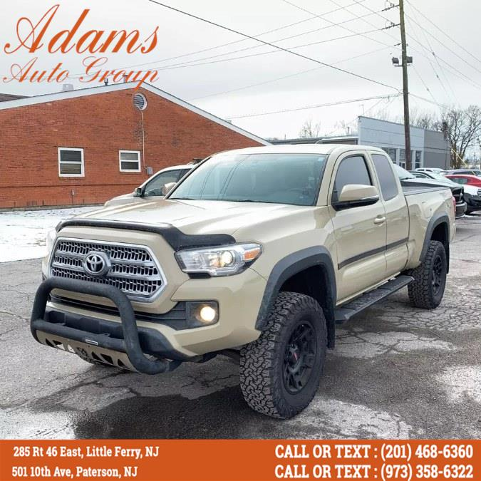 Used 2016 Toyota Tacoma in Little Ferry , New Jersey | Adams Auto Group . Little Ferry , New Jersey