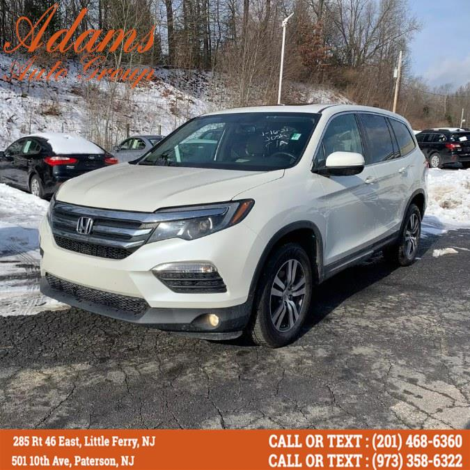 Used 2017 Honda Pilot in Little Ferry , New Jersey | Adams Auto Group . Little Ferry , New Jersey