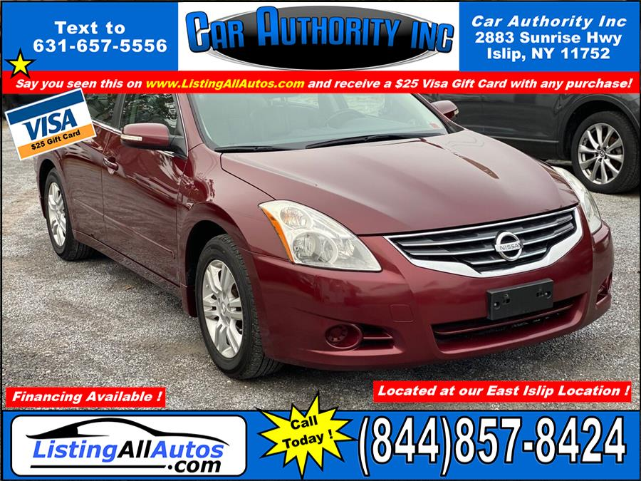 Used 2011 Nissan Altima in Patchogue, New York | www.ListingAllAutos.com. Patchogue, New York
