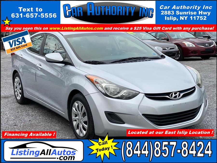 Used 2011 Hyundai Elantra in Patchogue, New York | www.ListingAllAutos.com. Patchogue, New York