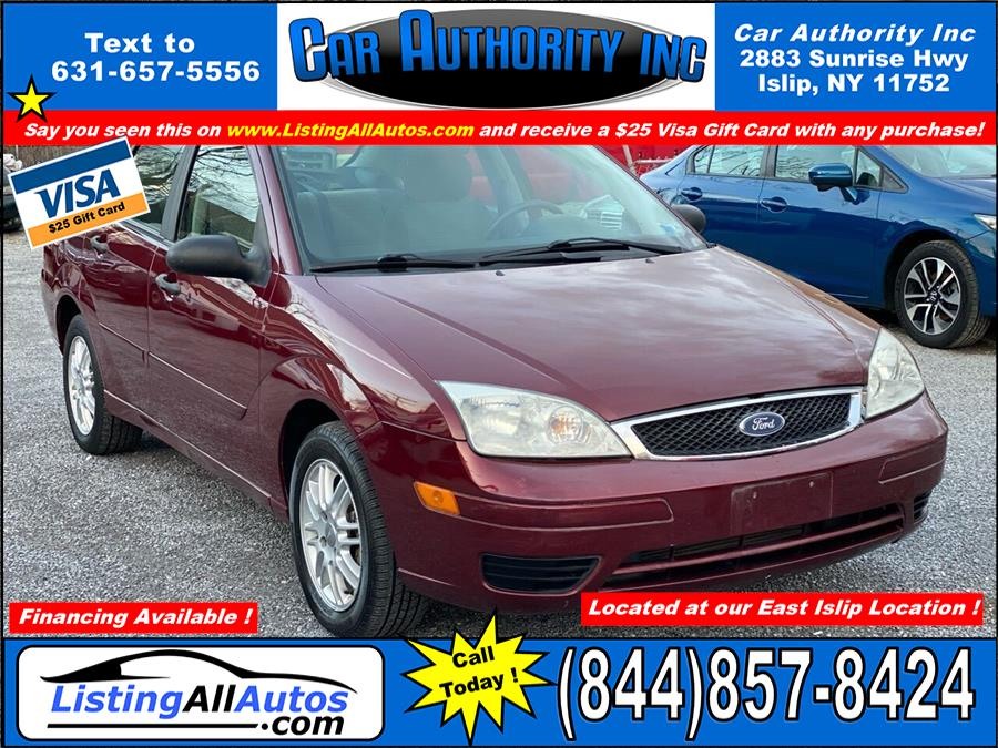 Used 2007 Ford Focus in Patchogue, New York | www.ListingAllAutos.com. Patchogue, New York