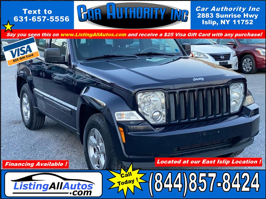 Used Jeep Liberty Sport 4x4 4dr SUV 2011 | www.ListingAllAutos.com. Patchogue, New York