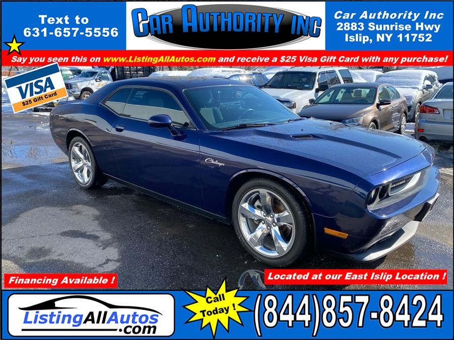 Used Dodge Challenger SXT 2dr Coupe 2014   www.ListingAllAutos.com. Patchogue, New York