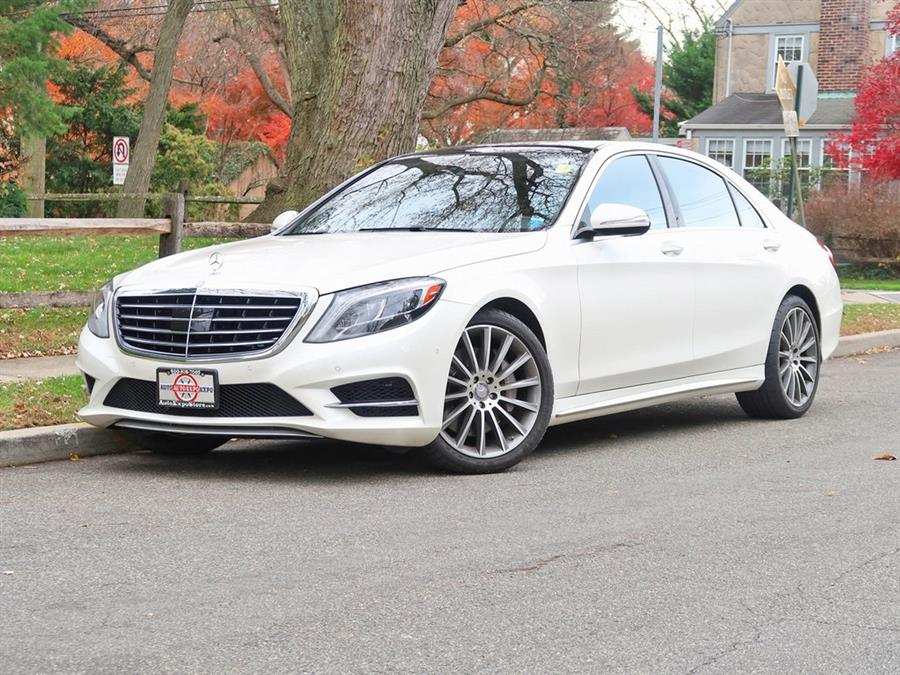 Used Mercedes-benz S-class S 550 AMG Sport Package 2017 | Auto Expo Ent Inc.. Great Neck, New York