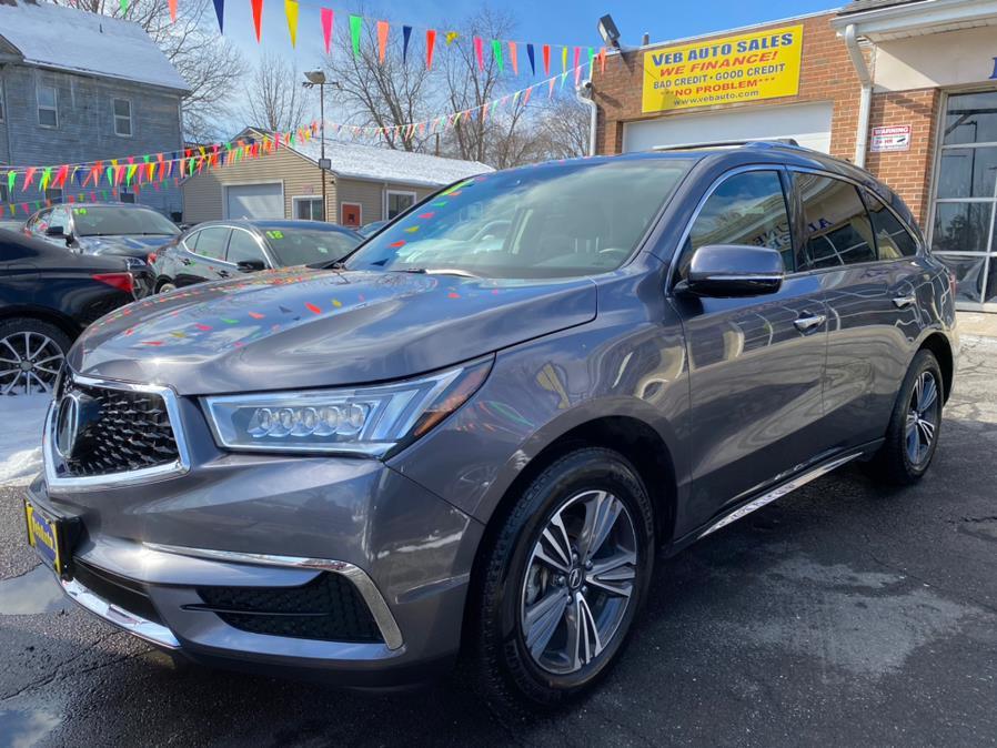 Used Acura MDX SH-AWD 2018   VEB Auto Sales. Hartford, Connecticut