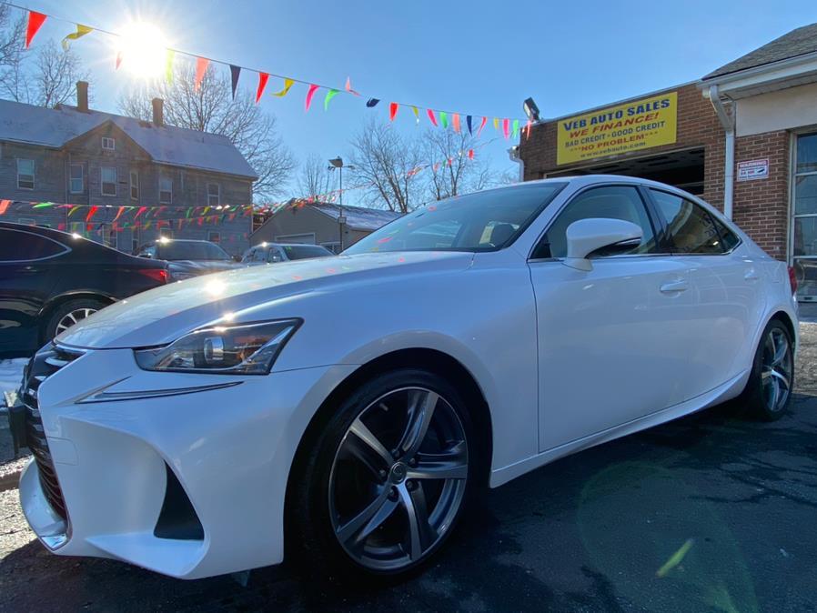 Used Lexus IS IS 300 AWD 2017 | VEB Auto Sales. Hartford, Connecticut