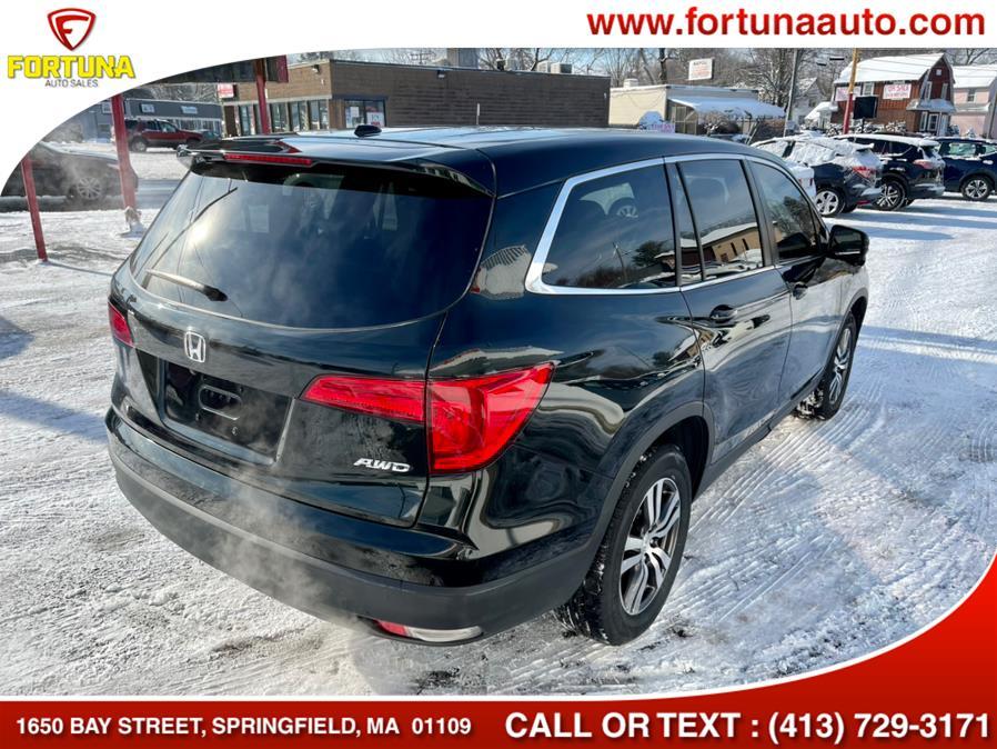 Used Honda Pilot AWD 4dr EX-L 2016 | Fortuna Auto Sales Inc.. Springfield, Massachusetts