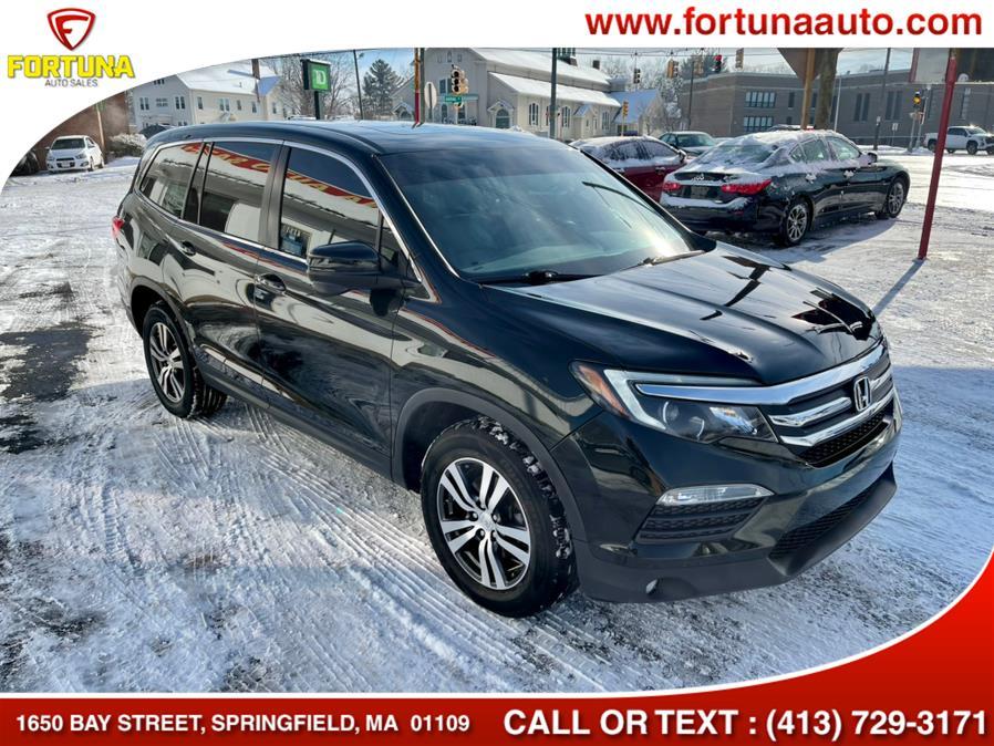 Used 2016 Honda Pilot in Springfield, Massachusetts | Fortuna Auto Sales Inc.. Springfield, Massachusetts