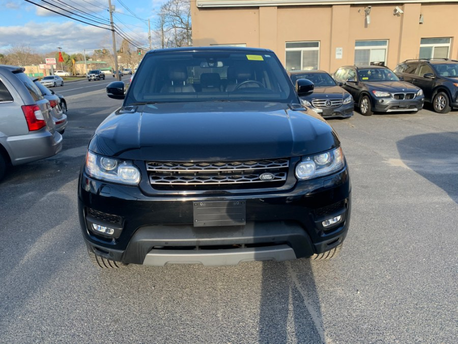 Used 2016 Land Rover Range Rover Sport in Raynham, Massachusetts   J & A Auto Center. Raynham, Massachusetts