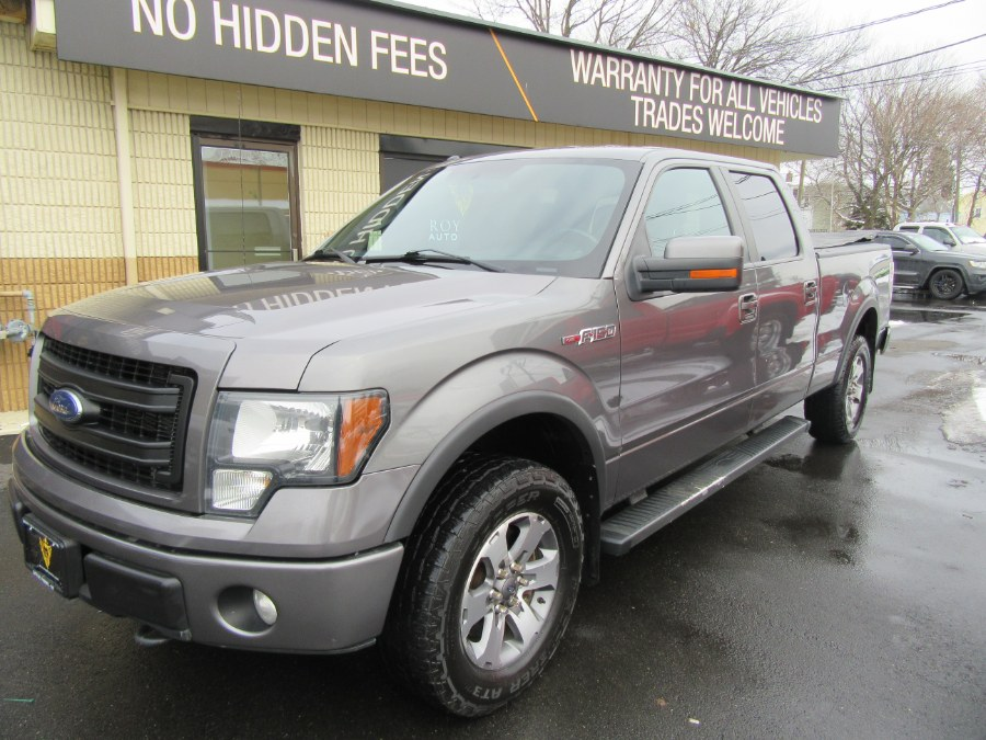 """Used Ford F-150 4WD SuperCrew 145"""" FX4 2013 