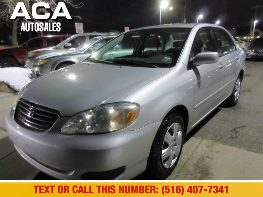 Used Toyota Corolla LE 2005 | ACA Auto Sales. Lynbrook, New York
