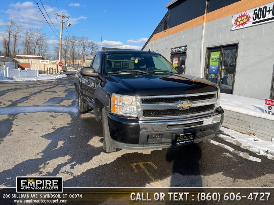 "Used Chevrolet Silverado 1500 4WD Reg Cab 133.0"" LT 2009 