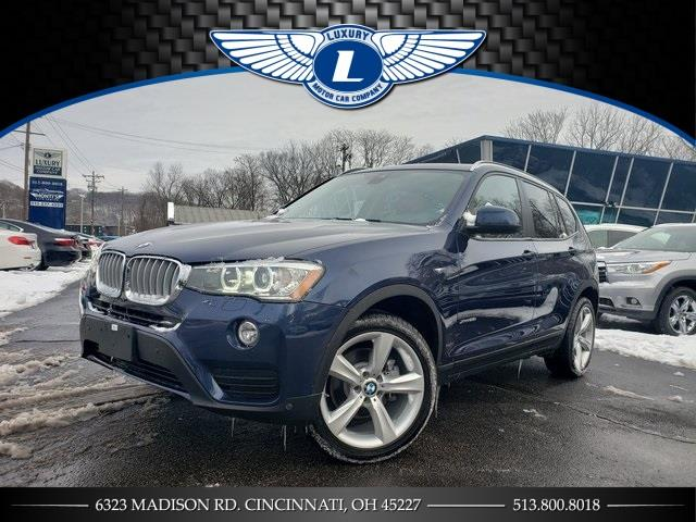 Used 2017 BMW X3 in Cincinnati, Ohio | Luxury Motor Car Company. Cincinnati, Ohio