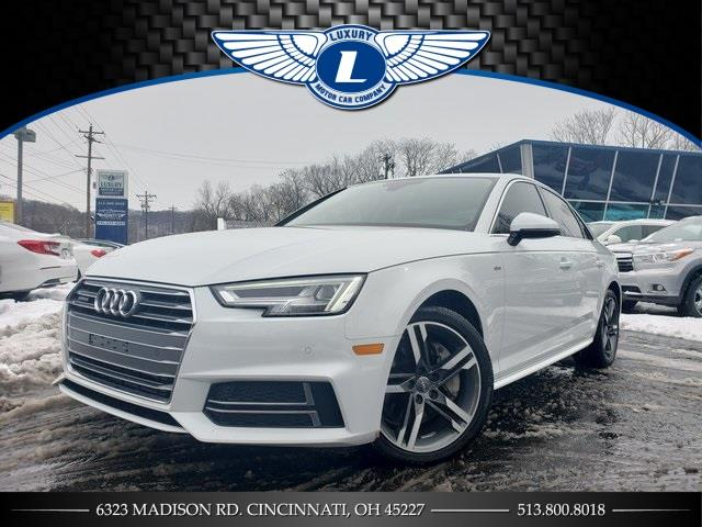 Used 2017 Audi A4 in Cincinnati, Ohio | Luxury Motor Car Company. Cincinnati, Ohio
