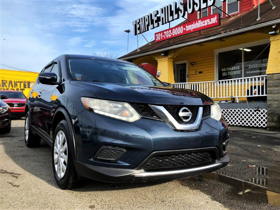 Used 2015 Nissan Rogue in Temple Hills, Maryland | Temple Hills Used Car. Temple Hills, Maryland