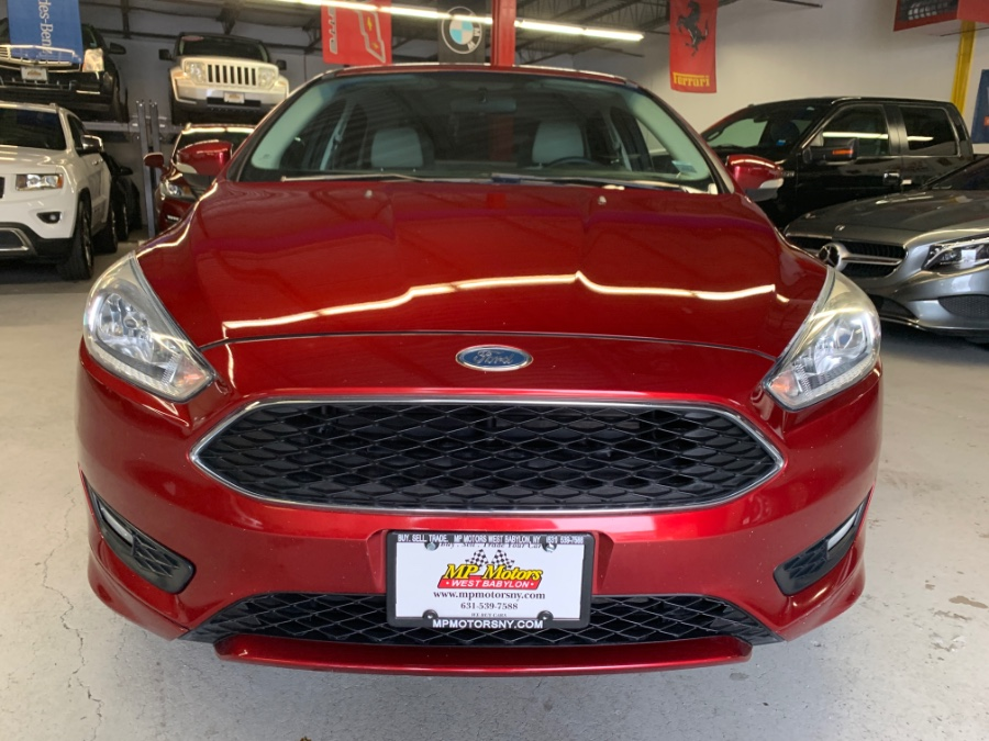 Used Ford Focus 4dr Sdn SE 2015 | MP Motors Inc. West Babylon , New York