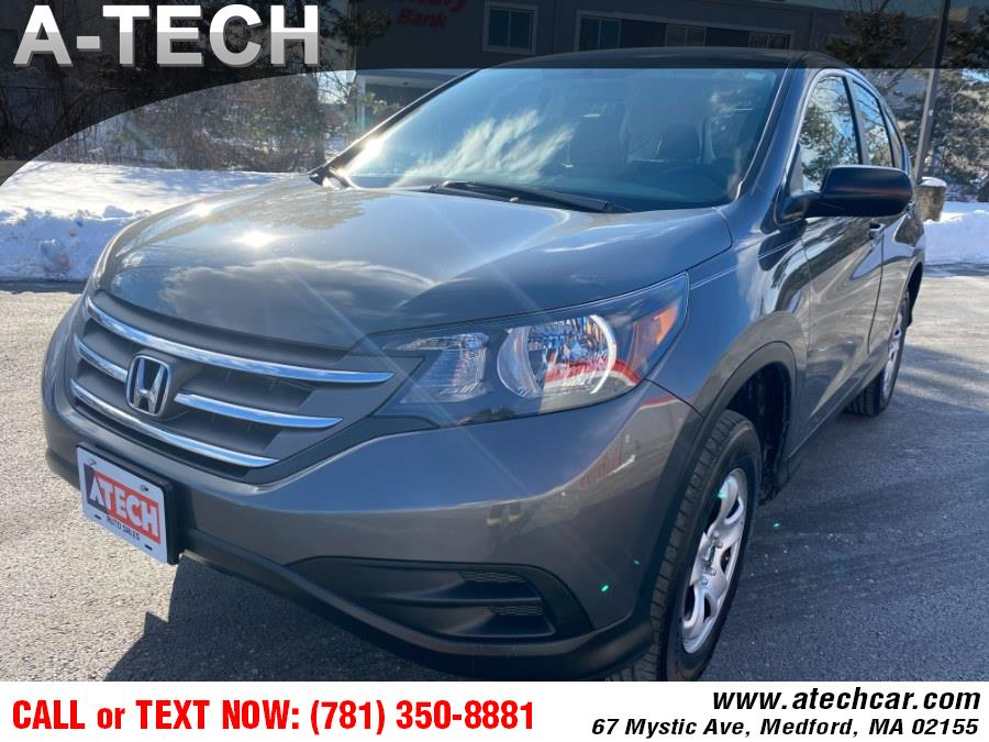 Used 2012 Honda CR-V in Medford, Massachusetts | A-Tech. Medford, Massachusetts