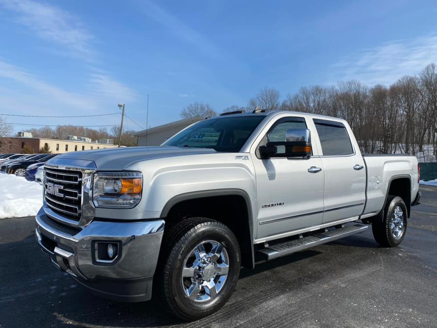 Used 2015 GMC Sierra 2500HD available WiFi in Berlin, Connecticut | Tru Auto Mall. Berlin, Connecticut