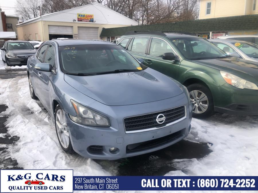 Used 2011 Nissan Maxima in New Britain, Connecticut | K and G Cars . New Britain, Connecticut