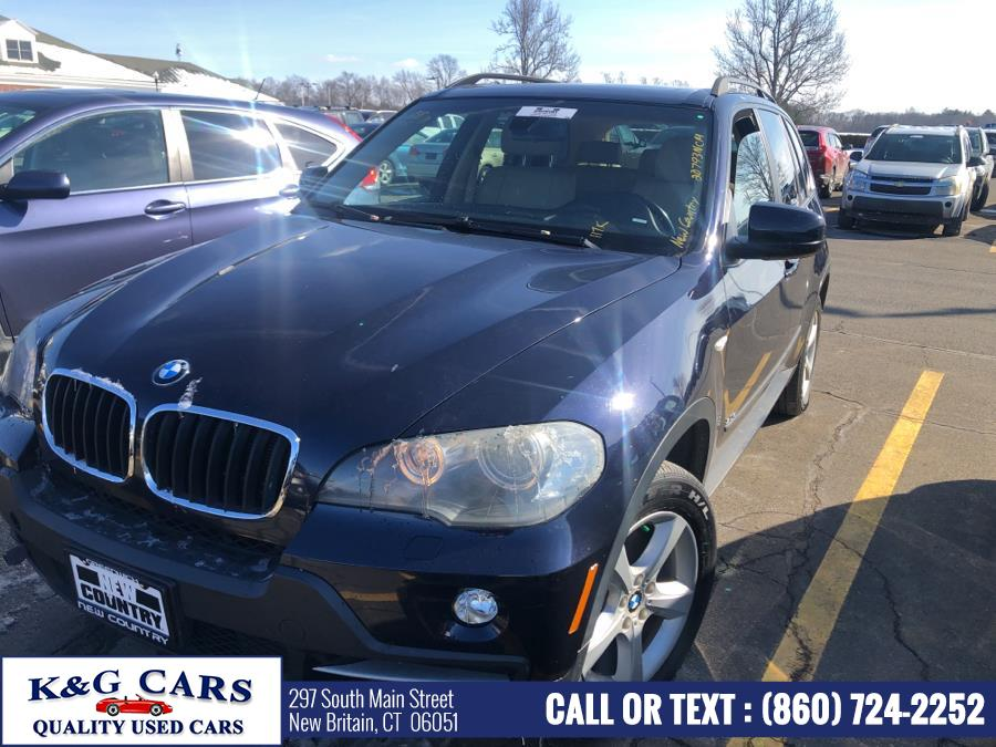 Used 2008 BMW X5 in New Britain, Connecticut | K and G Cars . New Britain, Connecticut