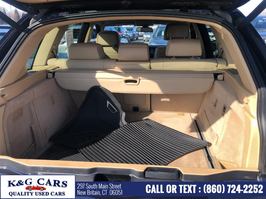 Used BMW X5 AWD 4dr 3.0si 2008 | K and G Cars . New Britain, Connecticut