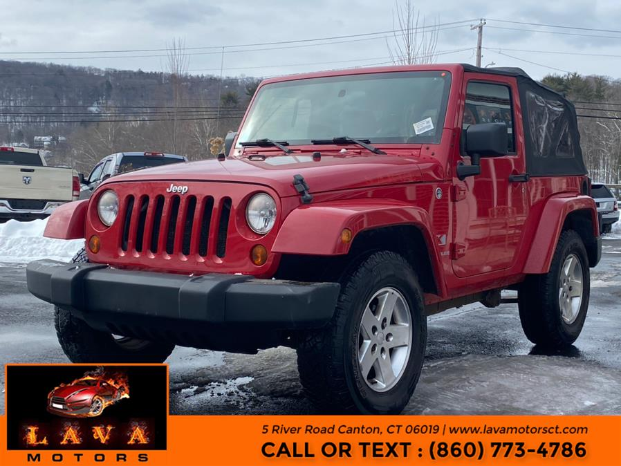 Used 2009 Jeep Wrangler in Canton, Connecticut | Lava Motors. Canton, Connecticut