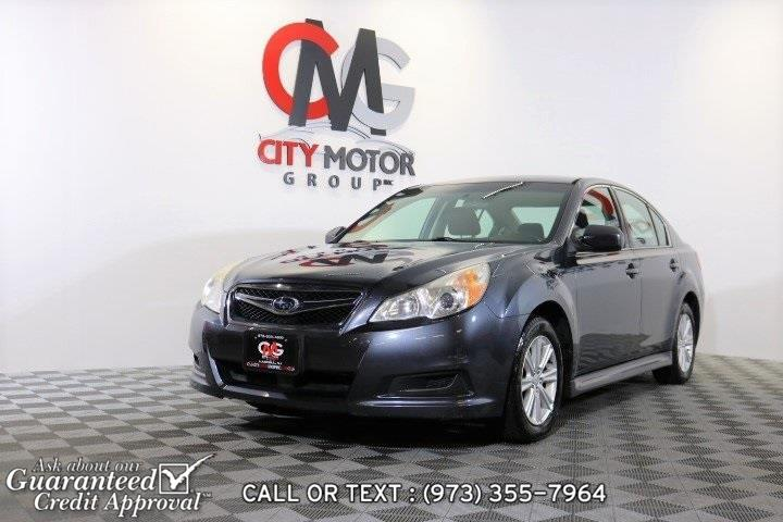 Used Subaru Legacy 2.5i 2012 | City Motor Group Inc.. Haskell, New Jersey