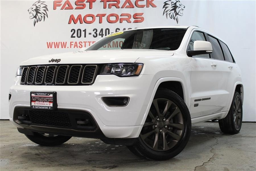 Used 2017 Jeep Grand Cherokee in Paterson, New Jersey | Fast Track Motors. Paterson, New Jersey