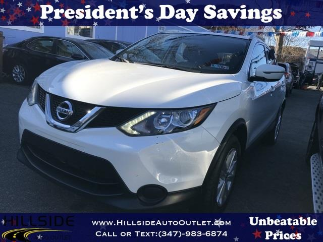 Used Nissan Rogue Sport SV 2017 | Hillside Auto Outlet. Jamaica, New York