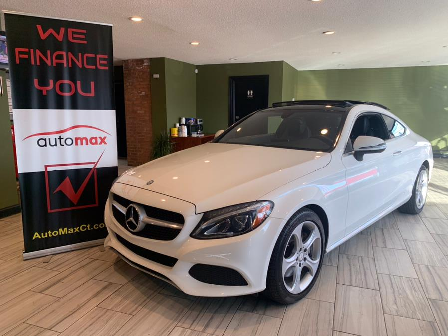 Used 2017 Mercedes-Benz C-Class in West Hartford, Connecticut | AutoMax. West Hartford, Connecticut