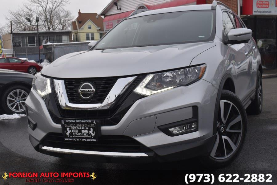 Used Nissan Rogue AWD SL 2019 | Foreign Auto Imports. Irvington, New Jersey