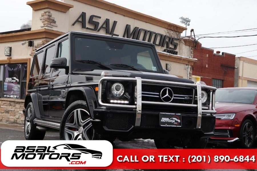 Used 2016 Mercedes-Benz G-Class in East Rutherford, New Jersey | Asal Motors. East Rutherford, New Jersey