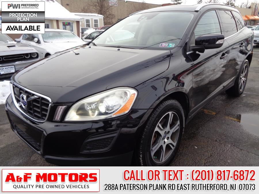 Used Volvo XC60 AWD 4dr 3.0L R-Design Platinum 2012 | A&F Motors LLC. East Rutherford, New Jersey