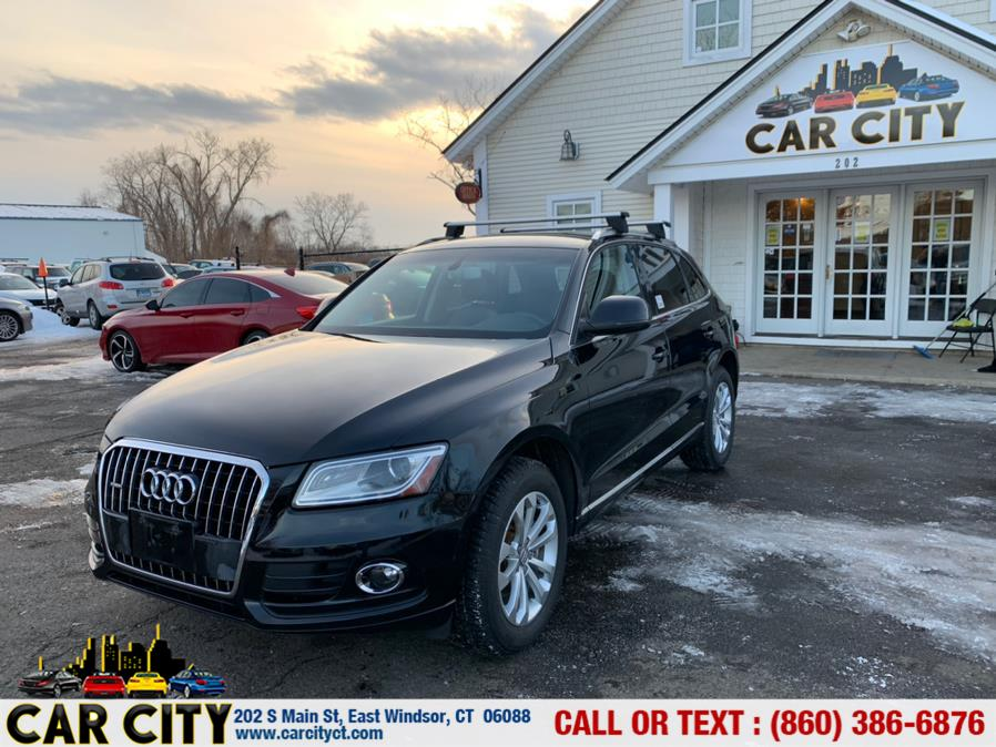 Used Audi Q5 quattro 4dr 2.0T Premium 2013 | Car City LLC. East Windsor, Connecticut