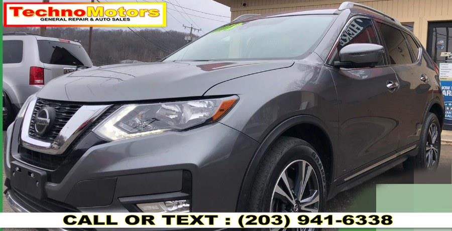 Used 2018 Nissan Rogue in Danbury , Connecticut | Techno Motors . Danbury , Connecticut