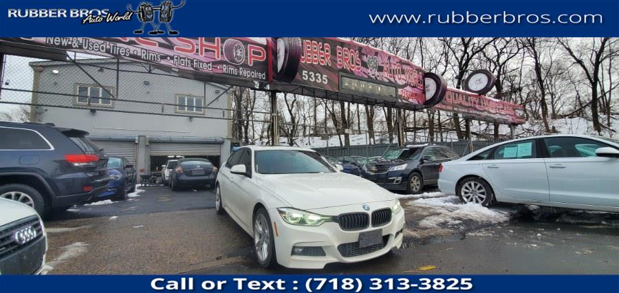 Used 2017 BMW 3 Series in Brooklyn, New York | Rubber Bros Auto World. Brooklyn, New York
