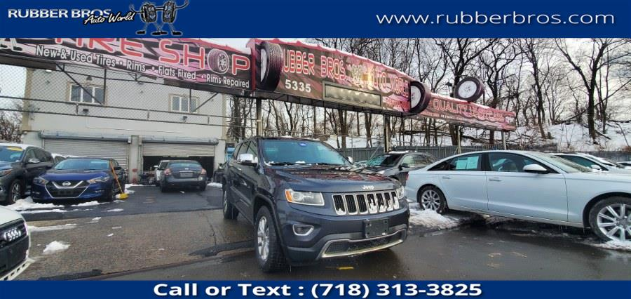 Used 2014 Jeep Grand Cherokee in Brooklyn, New York | Rubber Bros Auto World. Brooklyn, New York