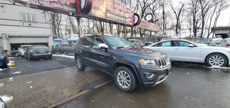 Used Jeep Grand Cherokee 4WD 4dr Limited 2014 | Rubber Bros Auto World. Brooklyn, New York