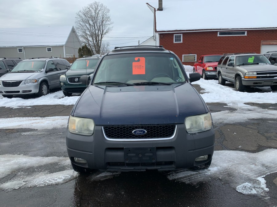 Used 2004 Ford Escape in East Windsor, Connecticut | CT Car Co LLC. East Windsor, Connecticut