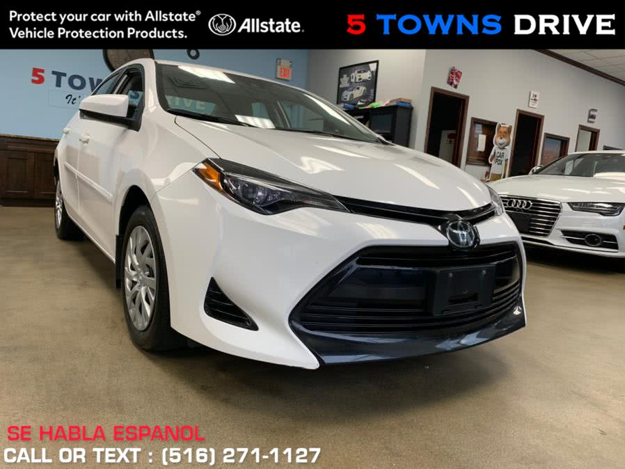 Used Toyota Corolla LE CVT (Natl) 2017 | 5 Towns Drive. Inwood, New York