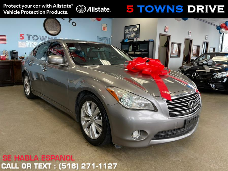 Used INFINITI M37 4dr Sdn AWD 2011 | 5 Towns Drive. Inwood, New York