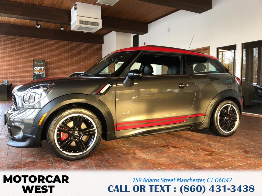 Used MINI Cooper Paceman AWD 2dr John Cooper Works ALL4 2013 | Motorcar West. Manchester, Connecticut