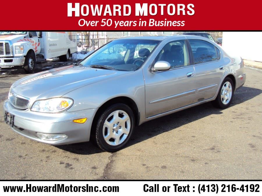 Used INFINITI I30 4dr Sdn Luxury 2001 | Howard Motors. Springfield, Massachusetts
