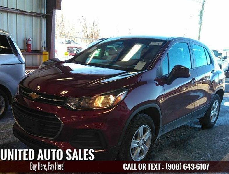 Used Chevrolet Trax LS 2017 | United Auto Sale. Newark, New Jersey